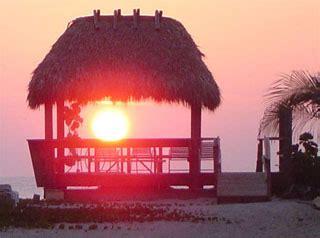tiki hut vero beach porpoise point vero beach florida