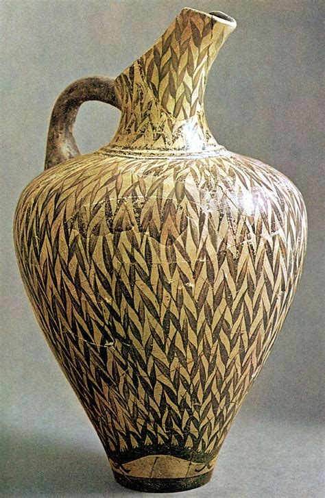 Minoan Vases by Archaeology Minoan Pottery Of The Late Bronze Age