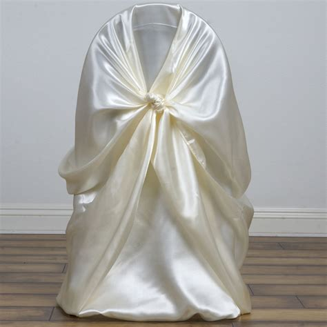 Wedding Chair Covers Wholesale by 100 Pcs Satin Universal Chair Covers Wholesale Wedding