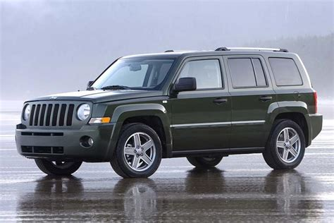 2009 jeep patriot reviews 2009 jeep patriot used car review autotrader