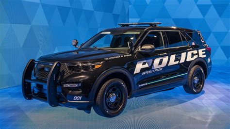 2020 Ford Utility by 2020 Ford Interceptor Utility Hybrid Detroit 2019