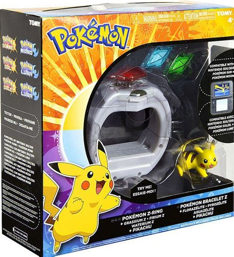 Gallery: The Pokémon Z Ring Packaging Shows That It's a Truly Plastic Fantastic Add On