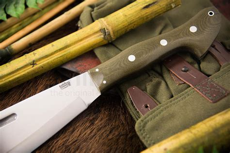 bark river kitchen knives bark river knives barong fixed 16 5 quot a2 tool steel blade
