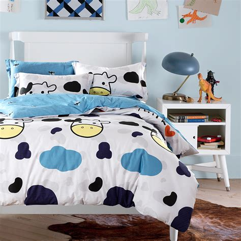 Cow Bedroom by Get Cheap Cow Bed Sheets Aliexpress Alibaba