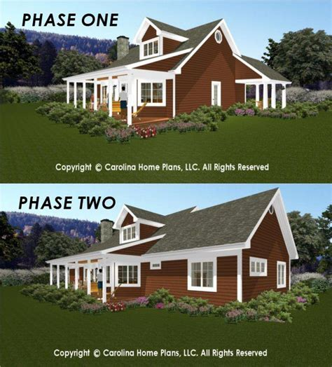 expandable house plans expandable house plans from carolina home plans build