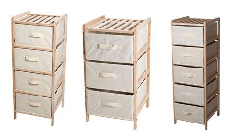 Shelf And Drawer Unit by Lavish Home Wood Drawer Unit Groupon Goods