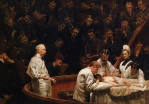 Surgical Arts The Agnew Clinic 1889 Eakins Wikiart Org