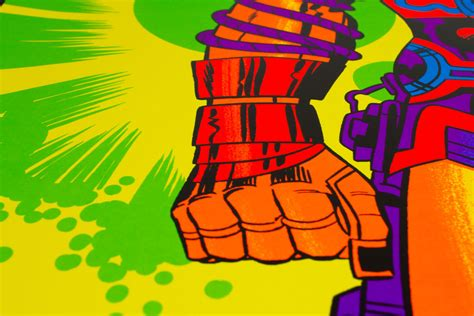 jack kirby lord of light prints quot lord of light quot jack kirby prints for heavy on behance