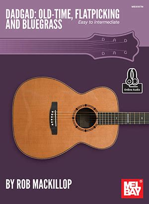 dadgad time flatpicking and bluegrass book