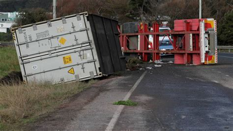 Cloverlea Nursery by Crews Called To Truck Roll Over The Advocate