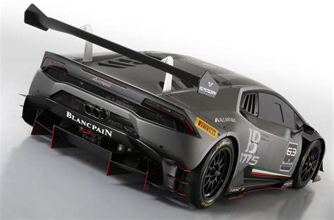 Lamborghini Racer Lamborghini Hurac 225 N Lp 620 2 Trofeo Rwd Racer Revealed