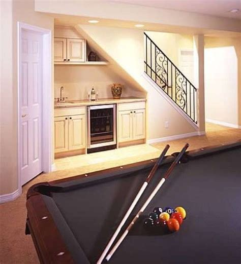 Kitchen Design With Basement Stairs Best 25 Bar Stairs Ideas On Pinterest Small Home Bars Basement Stairs And Small