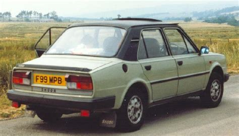 skoda 1980 models most unreliable cars diynot forums