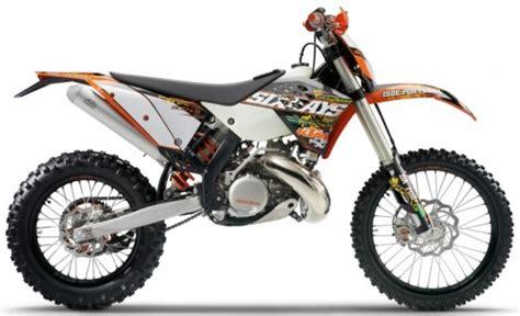 Ktm 300 Exc 2010 Ktm Exc 300 E Sixdays 2010 Orange