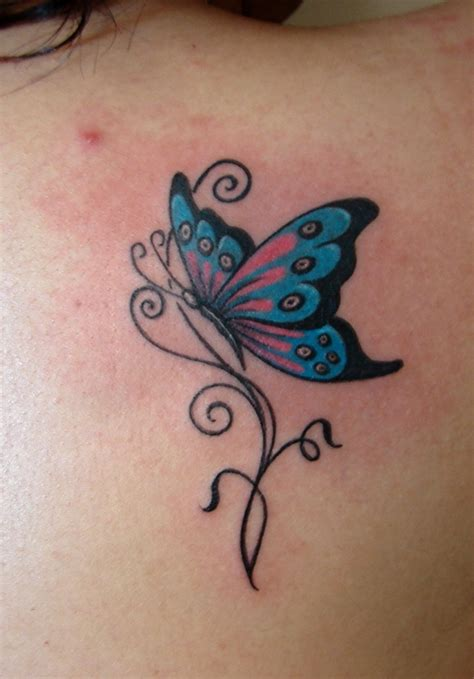 butterfly with cross tattoos designs butterfly tattoos for