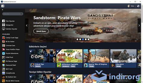 facebook gameroom indir facebook oyunlari paketi