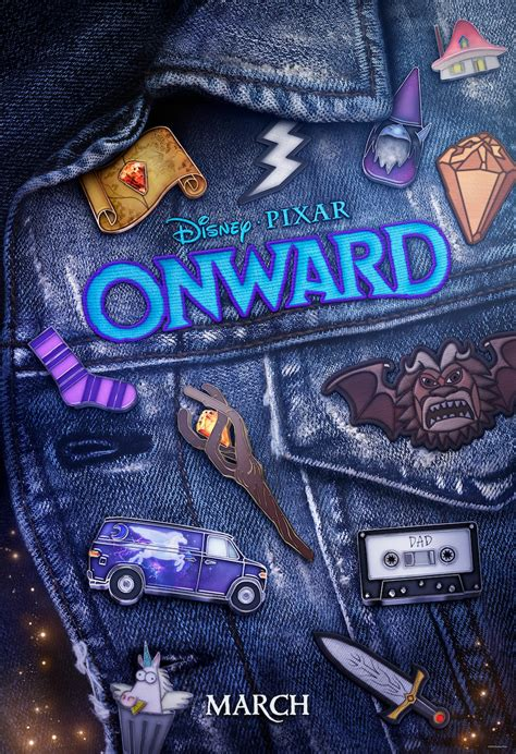 magical sneak peek  pixars onward soul