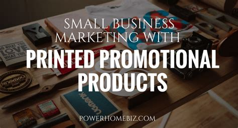 Marketing Giveaways For Small Business - small business marketing with printed promotional items