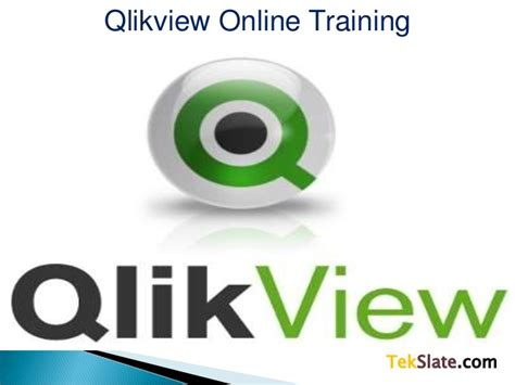 qlikview tutorial ppt qlikview online training