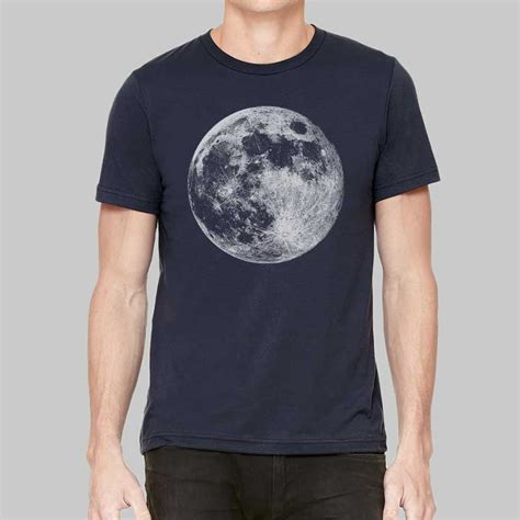 T Shirt Moon moon shirt moon graphic tees for mens tshirt graphic