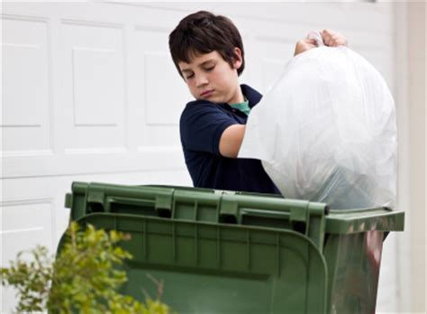 Taking Out The Trash With by Scottdrotar