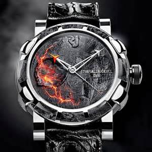 Watches Images Jerome Watches Eyjafjallajokull Askmen