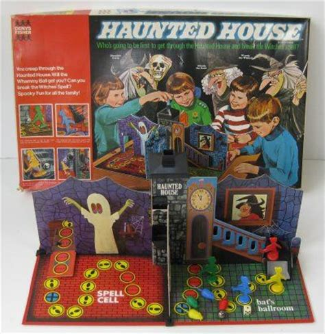 haunted house game haunted house classic family board game from the mid 1970 s later named which witch