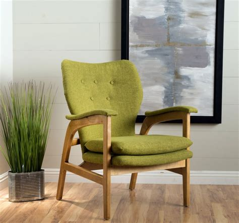 Top 7 Lime Green Accent Chairs For Mid Century Modern Lime Green Living Room Chairs