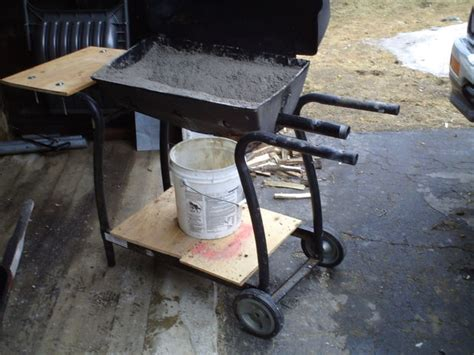 how to build a backyard forge backyard metal casting and homemade forges