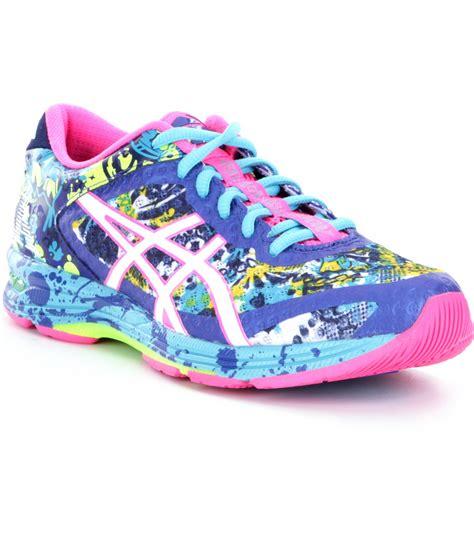 asics running shoes multicolor asics 180 s gel noosa tri 11 running shoes in multicolor