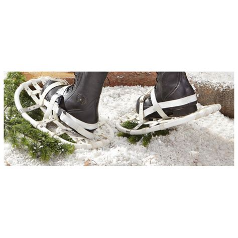 snow shoes surplus snow shoes used 609945