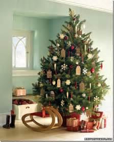 Martha Stewart Christmas Tree Decorating