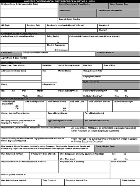 Search Wcab Workers Compensation Workers Compensation Search Form