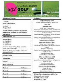 golf tournament registration template 33 best golf flyer images on flyer design