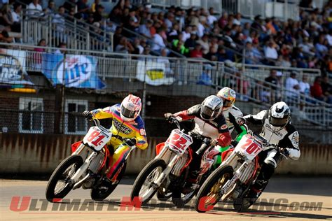 track results springfield ama pro flat track results