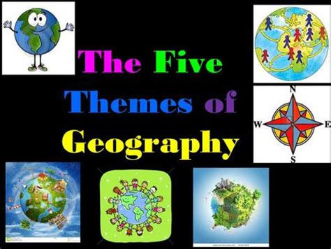 themes of cultural geography introduction to geography mr help geography the study