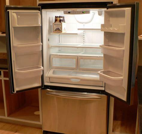bottom freezer refrigerator pros and cons