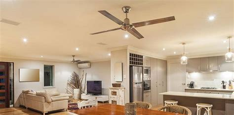 Domestic Ceiling Fans by Alectric Provides Finest Ceiling Fans In Adelaide