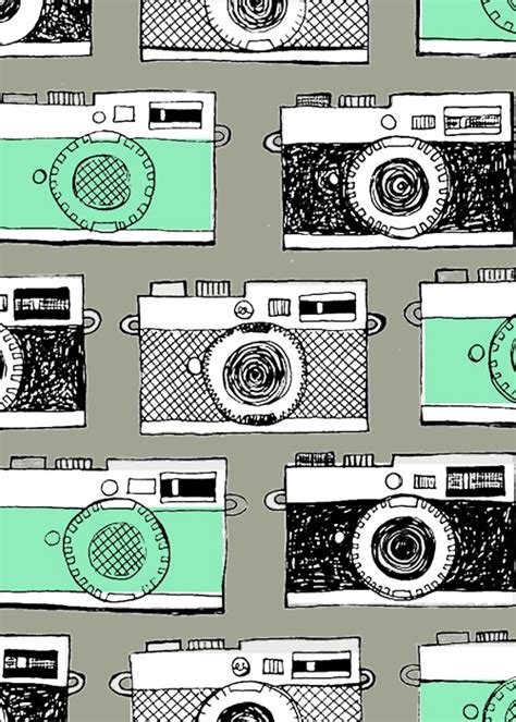 camera wallpaper pattern 1000 images about camera fabric on pinterest quilt