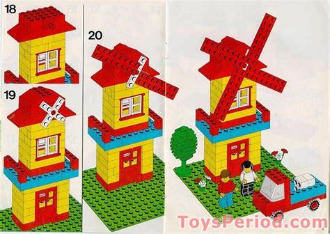 Lego Basic lego 530 1 basic building set set parts inventory and