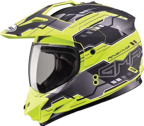 gmax motocross helmets 91 18 gmax gm11d adventure dual sport helmet 229383