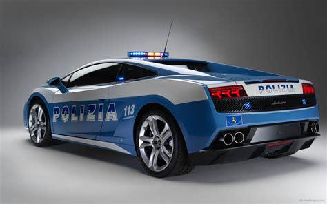 Lamborghini Gallardo Polizia Lamborghini Gallardo Car Wallpaper Hd Car Wallpapers