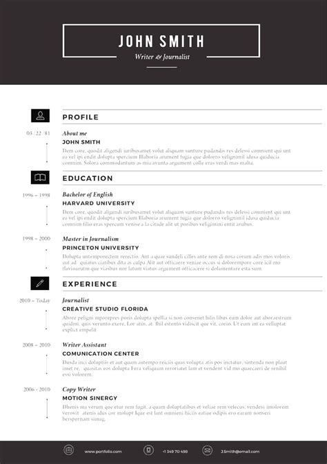 top the 7 best resume templates for microsoft word in 2018 microsoft word resume exles