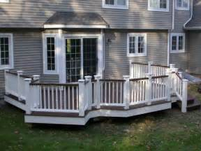 Of decks in white gray home paint color pictures of decks for patio