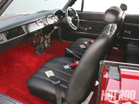 nyecar  dodge charger  interior cars news