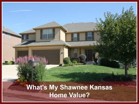 what s my shawnee kansas home value