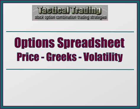 option volatility pricing workbook practicing advanced trading strategies and techniques books options trading pricing formula inputs and outputs