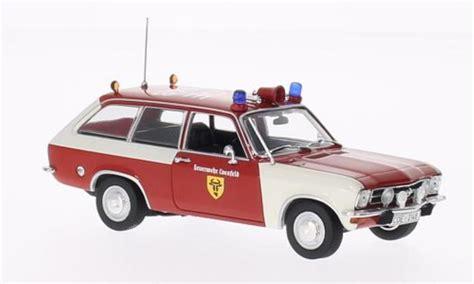 Coesfeld Auto by Opel Ascona A Voyage Feuerwehr Coesfeld 1970 Minichs