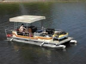small pontoon boat plans wooden boat plans inboard pontoon guide had