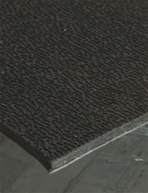 vibration damping materials  commerical  residential applications